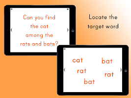 Screenshot of Learn To Read Kids Reading App