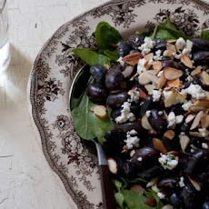 Giant Black Bean Salad