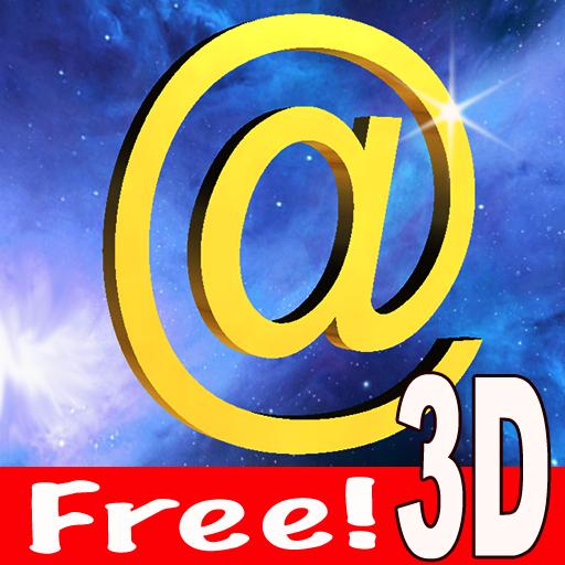 3D會標免費壁紙 個人化 App LOGO-APP開箱王