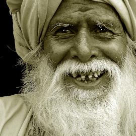 DARKER DAYS by DrBk Guha - People Portraits of Men