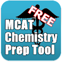 Free MCAT Chemistry Prep Tool icon