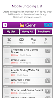 Screenshot of Giant