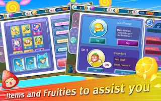 Screenshot of Fruit TokTok