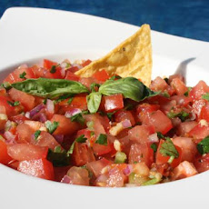Sun-Dried Tomato Salsa (Raw Recipe)