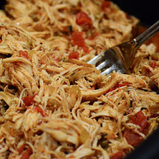Crock Pot Chicken Tacos Recipes