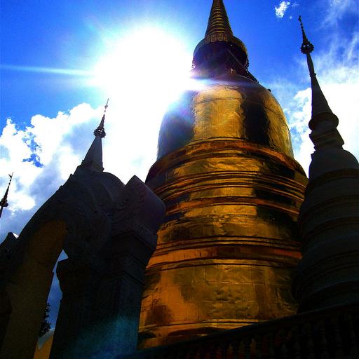 Chiang Mai Travel Guide LOGO-APP點子