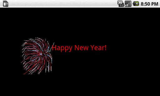 Happy New Year New year Rocke