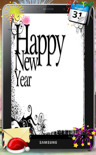 New Year Party InvitationCards