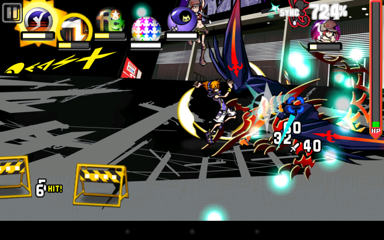 The World Ends With You Screenshot 5