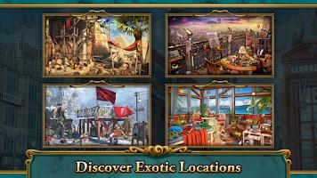 Screenshot of Hidden Object: Mystery Estate