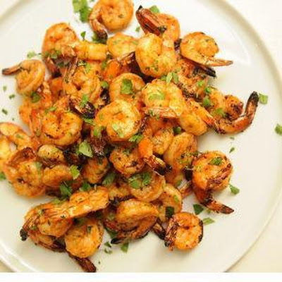 Spicy Shrimp