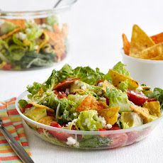 Dorito Ranch Salad
