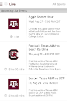 Screenshot of Texas A&M: Free