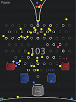 Screenshot of 100 Balls+