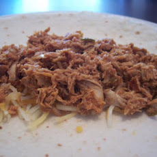 The Best Shredded Chicken (Crock Pot)