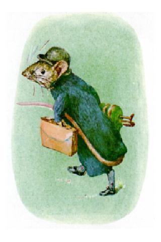鎮鼠約翰尼的故事