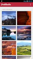 Screenshot of Freshbacks - Daily Wallpapers