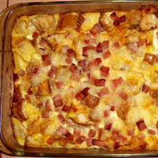 10 Best Healthy Ham Egg Casserole Recipes | Yummly