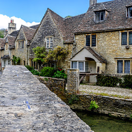 by Adeline Tan - Buildings & Architecture Homes ( england, cottages, wiltshire, homes, castle combe,  )