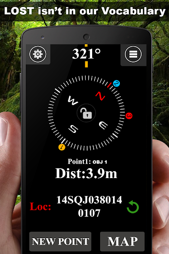 Military Survival GPS MGRS v1.2 [Updated Feb 4]