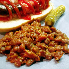 Hearty BBQ Baked Beans