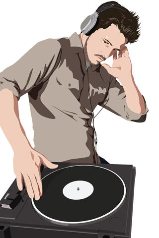 DJ Party Mixer MP3 Player