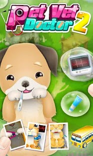 Free Baby Pet Vet Doctor APK for Windows 8
