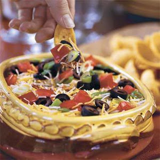 Black Bean Dip - Nancy Jackson