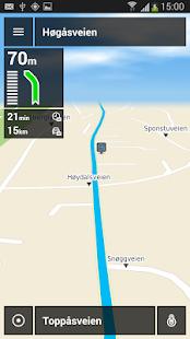 Free Gule Sider Navigasjon APK for Windows 8