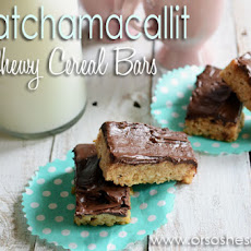 Whatchamacallit Cereal Bars ~ Knock-Off