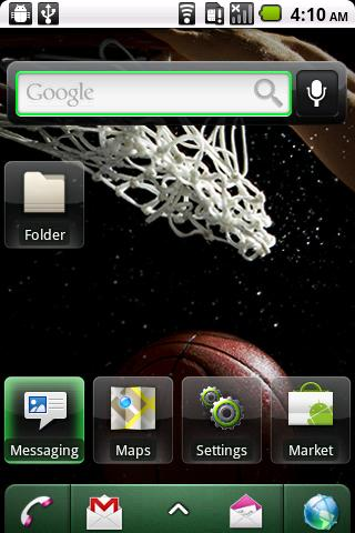 ADW Theme DigitalSoul Green for Android