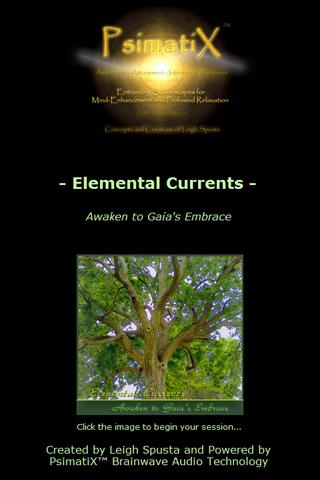 Elemental Currents of Sound