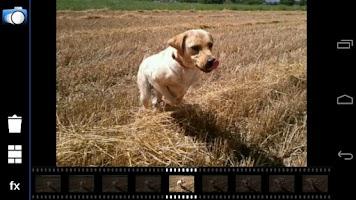 Screenshot of PhotoSequence Lite