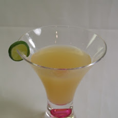Freezer Lime Daiquiris