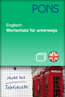 Screenshot of PONS Englisch Wortschatz