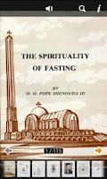 Screenshot of The Spirituality of Fasting