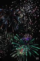 Screenshot of Fireworks Arcade