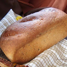 Norwegian Herb-Nut Bread