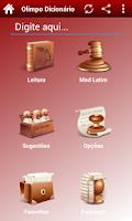 Screenshot of Dicionário Jurídico Olimpo PRO
