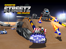 Screenshot of Superstar Streetz MMO