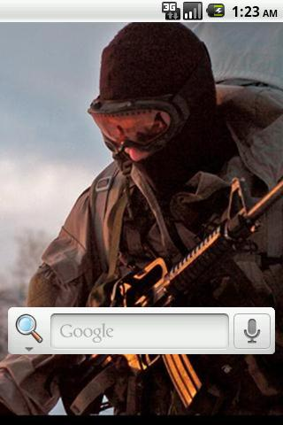 Seal Team Six Live Wallpaper
