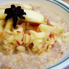 Winter Warmer Porridge