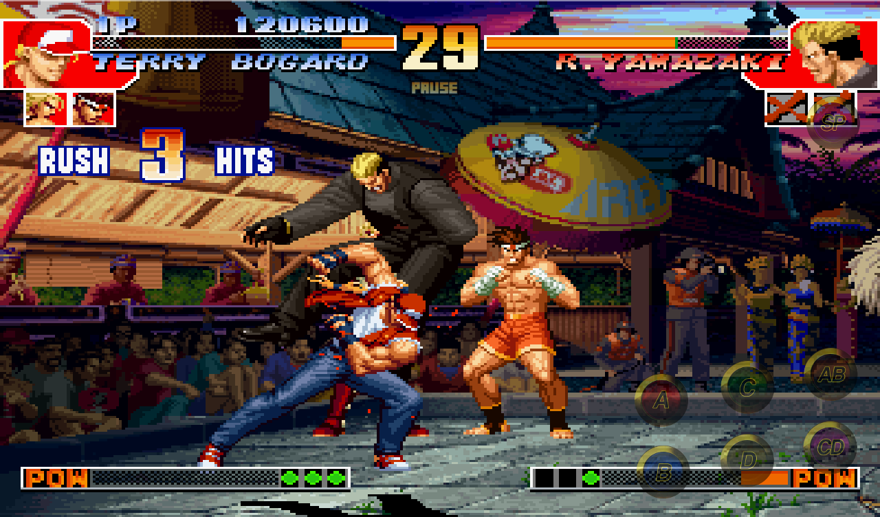 THE KING OF FIGHTERS '97 Screenshot 6