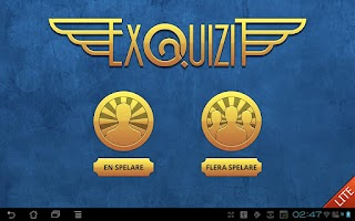 Screenshot of ExQuizit - Sverige Lite