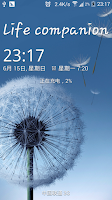 Screenshot of Galaxy S3 Locker