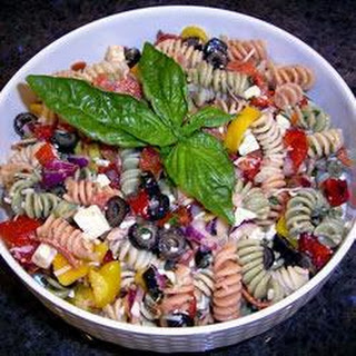 Pasta Salad Pepperoni Cheese Recipes