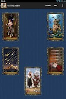 Screenshot of Wizards Tarot