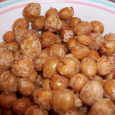 Fried Garbanzo Beans