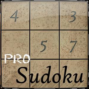 Cover art Sudoku PRO