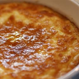 Fresh Corn Pudding